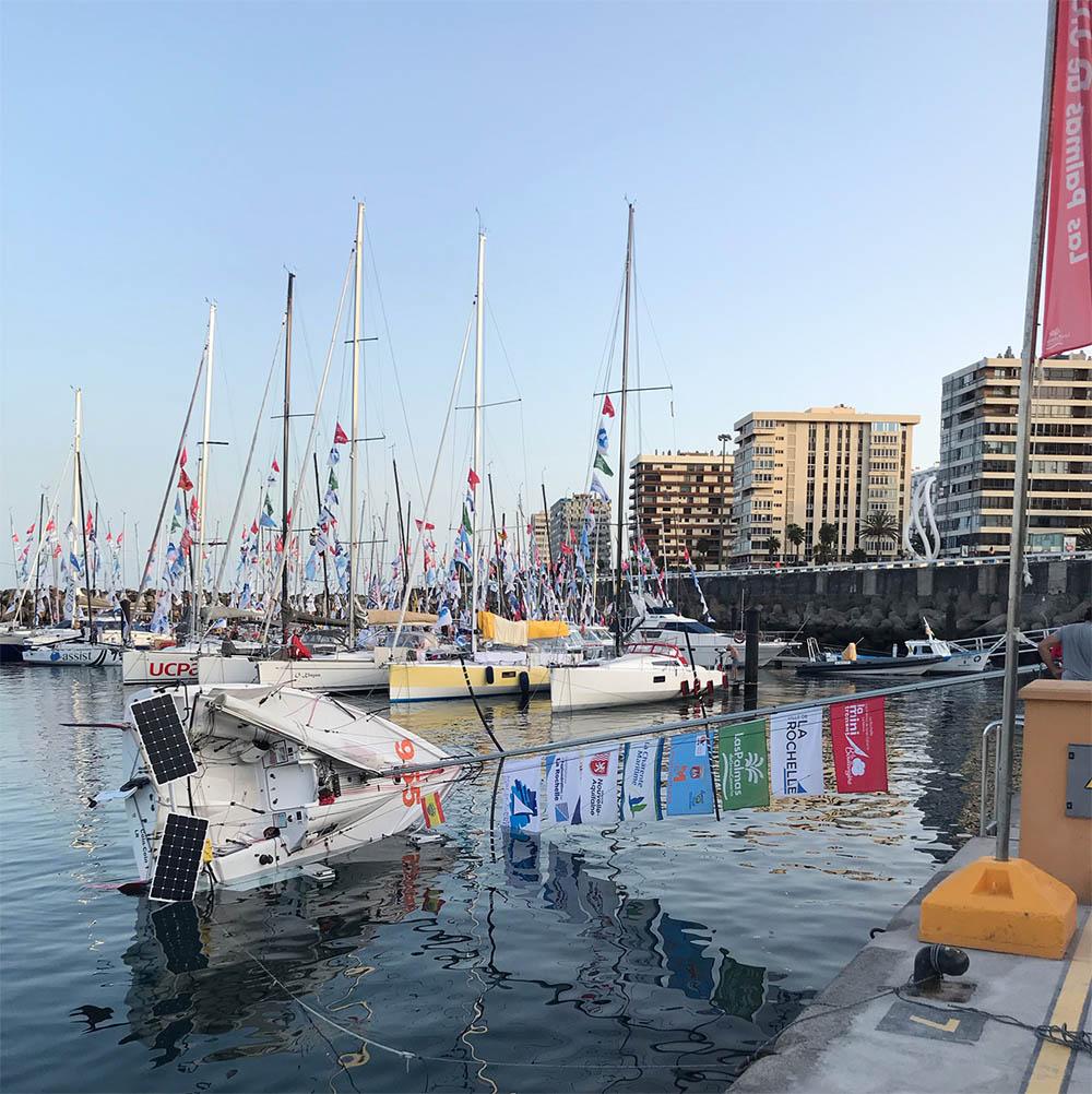 Gran Canaria – Hafen Las Palmas